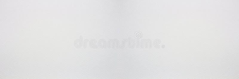 Panorama Czysta białej księgi tekstura Wysoka Rozdzielczość Fotografia fotografia royalty free