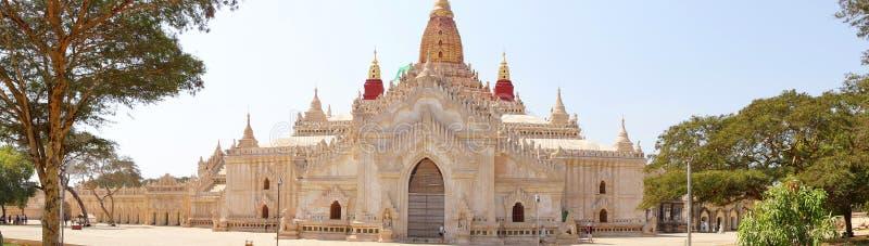 Panorama d'Ananda Phaya Temple images libres de droits