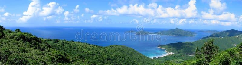 Panorama d'océan photo libre de droits