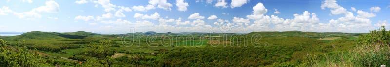 Panorama da bacia foto de stock royalty free