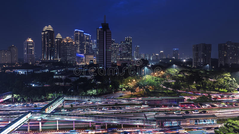 Download Panorama Da Cidade De Jakarta Imagem Editorial - Imagem de skyline, financeiro: 65580505