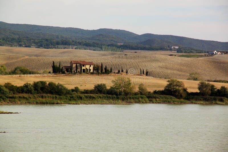 Panorama de Chianti photographie stock