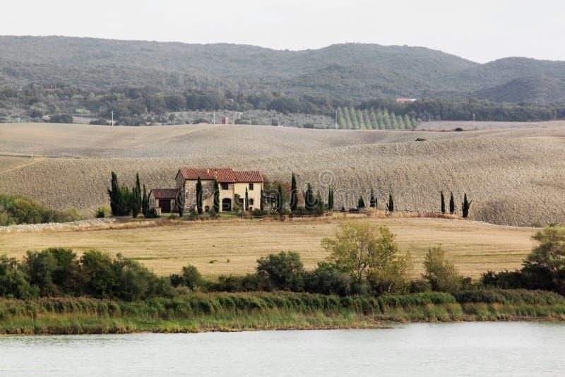 Panorama de Chianti photo libre de droits