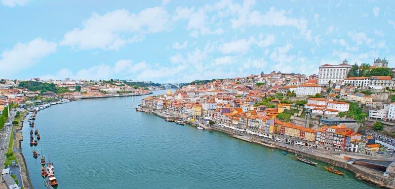Panorama de Douro photos libres de droits