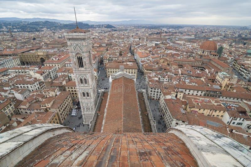 Panorama de Florencia imagenes de archivo