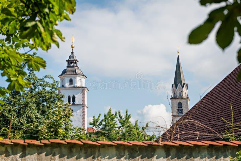 Download Panorama De Kranj, Slovénie, L'Europe Photo stock - Image du fond, construction: 56488664