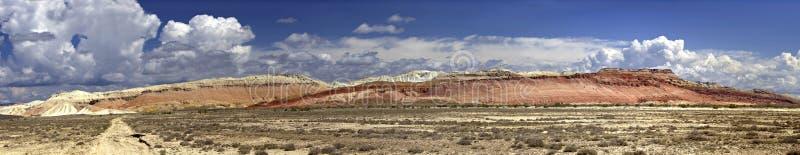 Panorama de la montaña fotos de archivo libres de regalías
