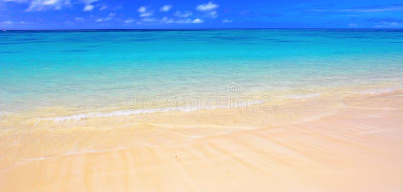 Panorama de la playa ( imagen de archivo