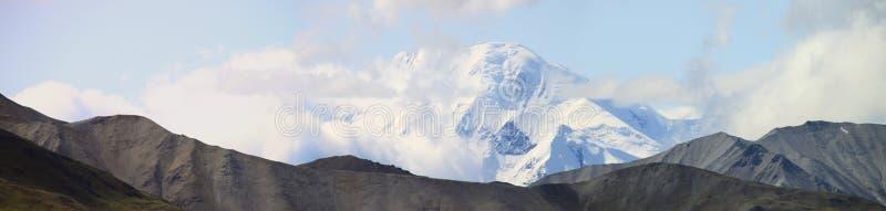 Panorama de Mckinley imagen de archivo