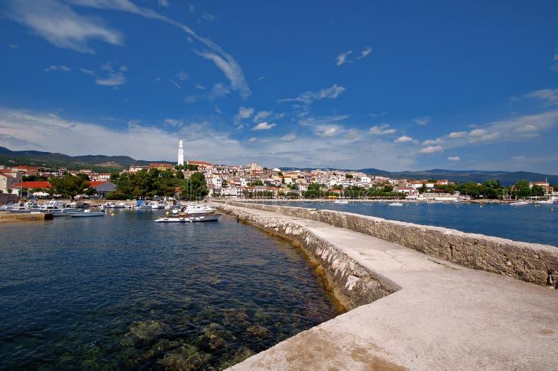 Download Panorama De Novi Vindolski En Croacia Foto de archivo - Imagen de cielo, piedra: 42425520
