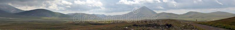 Panorama de parc national de sasso de mamie images libres de droits