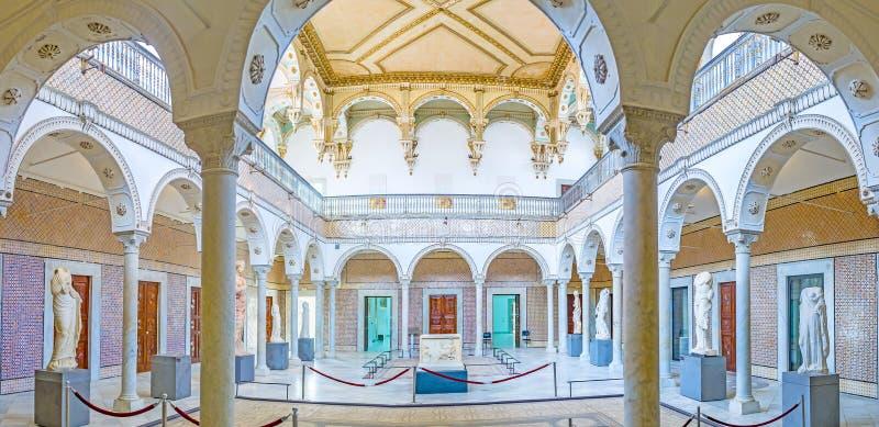 Download Panorama De Pièce De Carthage Dans Le Musée De Bardo Photo stock éditorial - Image du musée, médiéval: 77159623