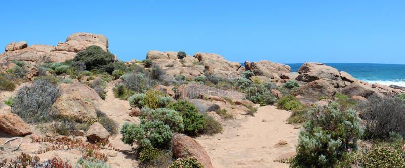 Panorama de port Smith Australie occidentale de roches photos stock