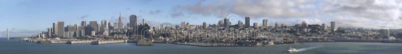 Panorama de San Francisco image stock