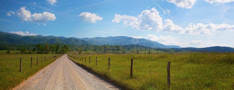 Panorama de Tennessee fotos de archivo libres de regalías