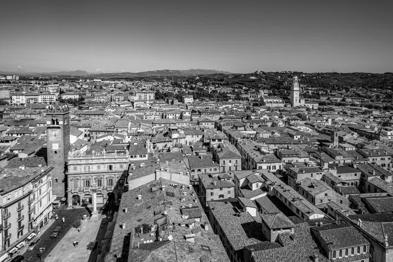 Panorama de Vérone photographie stock libre de droits