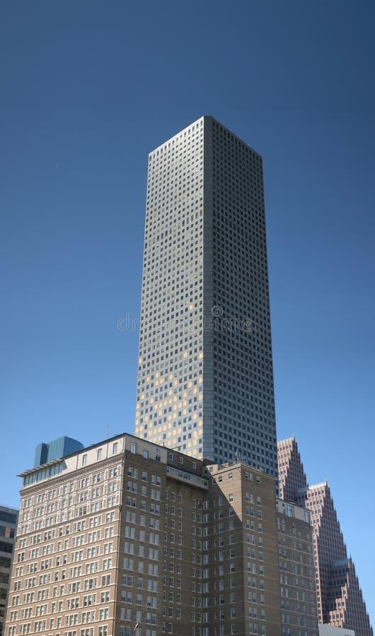 Panorama del edificio alto fotos de archivo libres de regalías