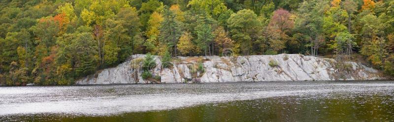 Panorama del lago hessian imagen de archivo libre de regalías