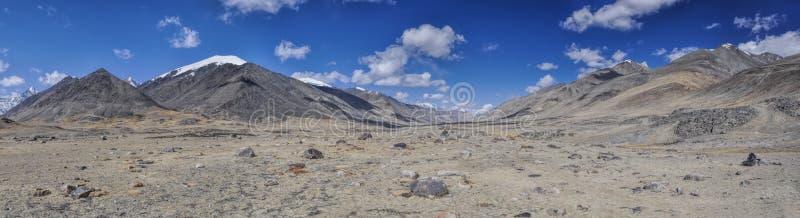 Panorama del Tagikistan fotografia stock libera da diritti
