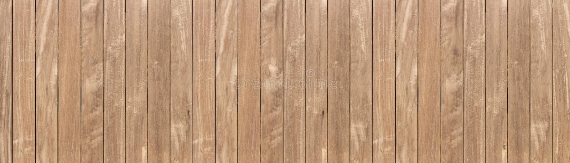 Panorama des braunen hölzernen texure Bodenhintergrundes stockfotografie