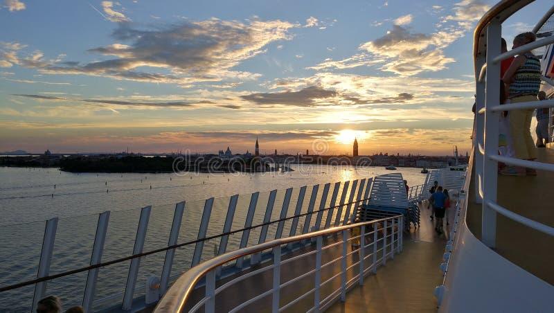 Panorama di Venezia immagine stock libera da diritti