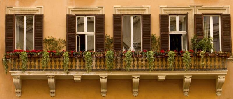 Panorama di Windows fotografia stock