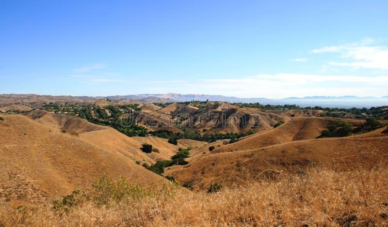 Download Panorama do laço de Anza foto de stock. Imagem de paisagem - 26517952