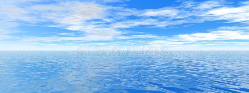 Download Panorama do oceano foto de stock. Imagem de banco, oceano - 538736
