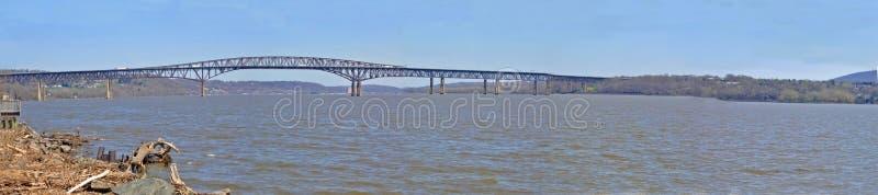 Download Panorama do rio de Hudson imagem de stock. Imagem de água - 106973