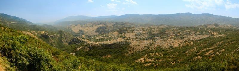 Download Panorama góry Montenegro obraz stock. Obraz złożonej z wiejski - 28959025