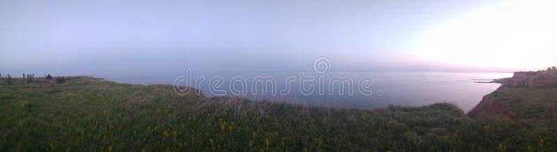 Panorama hermoso de la naturaleza imagenes de archivo