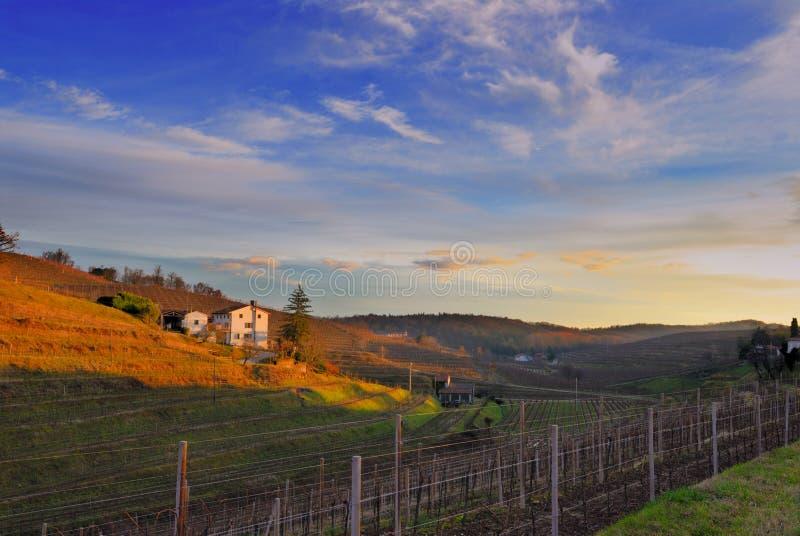 Download Panorama Hills Of Ipplis  Friuli Italia Stock Image - Image of clouds, friuli: 11481861