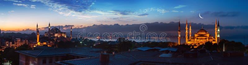 panorama istanbul fotografia royalty free