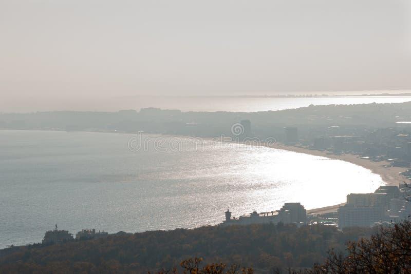 Varna unusual winter - Black sea Bulgaria photos,bulgaria ...  Winter Sunny Beach