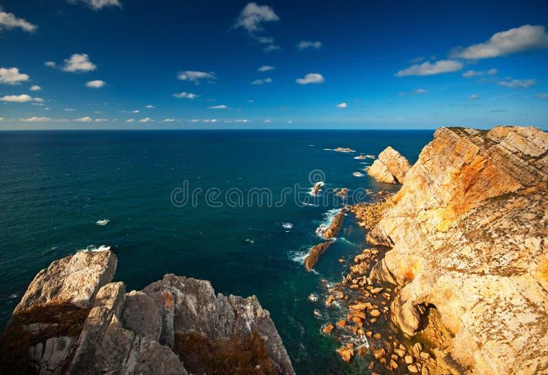 panorama- klippor royaltyfri fotografi