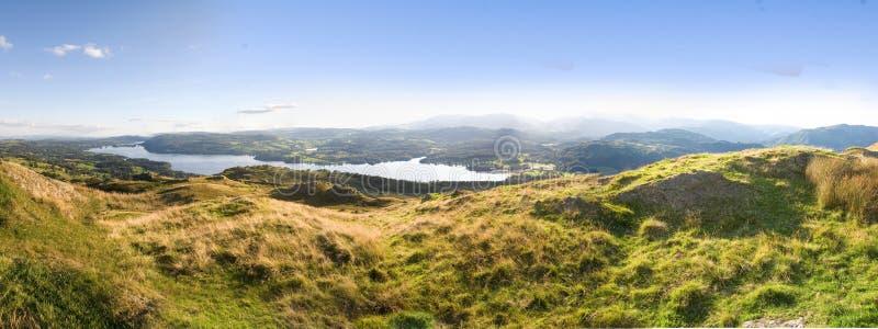 Download Panorama Lake district stock photo. Image of water, panorama - 9769970