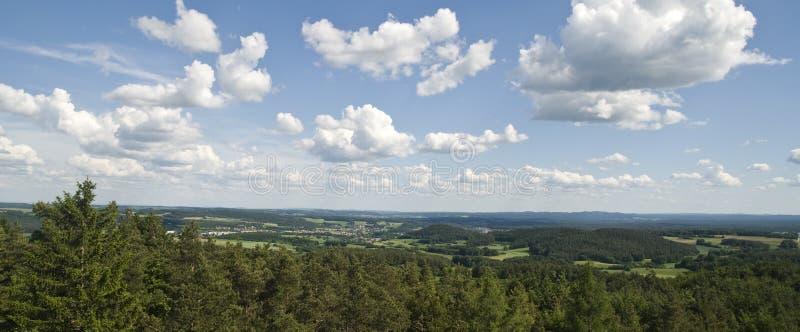 panorama- liggande arkivfoto