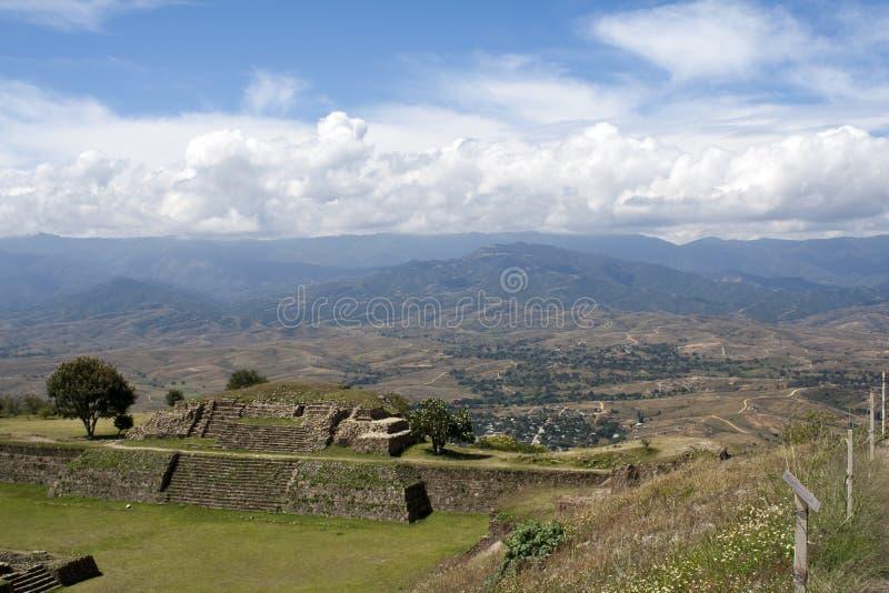 Panorama mexicano imagen de archivo libre de regalías