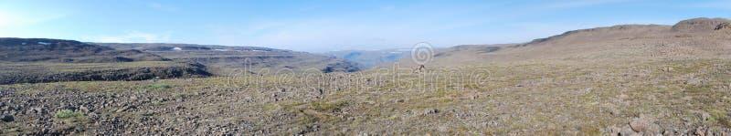 Panorama mountain landscape