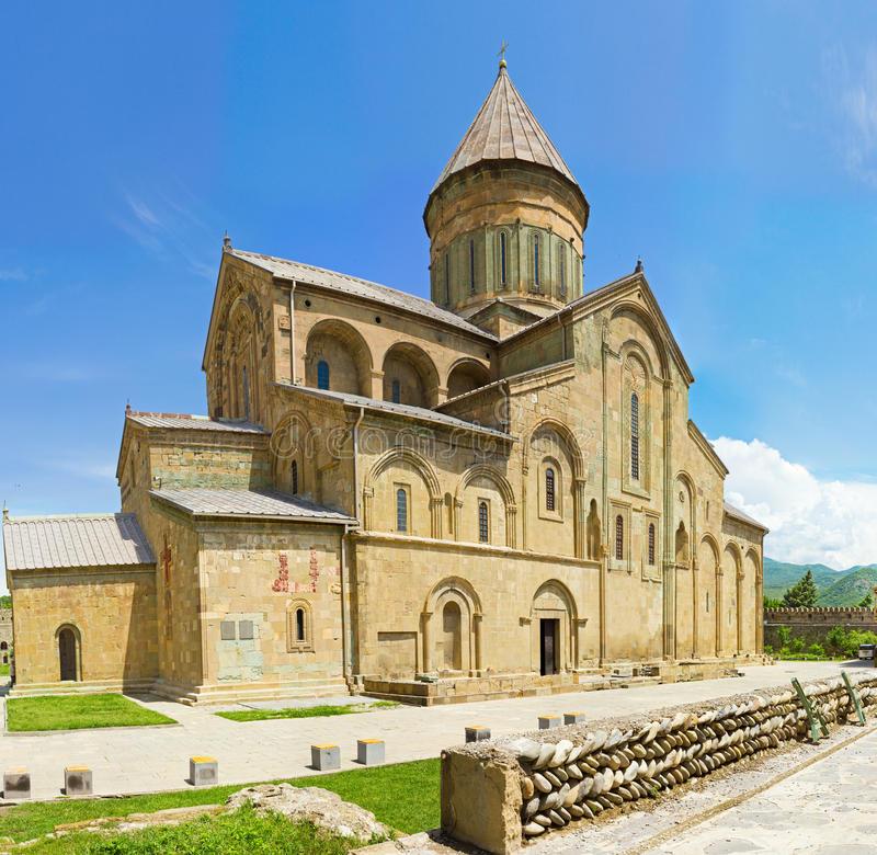 Download Panorama Of Old Orthodox Cathedral Church Stock Image - Image: 25075091
