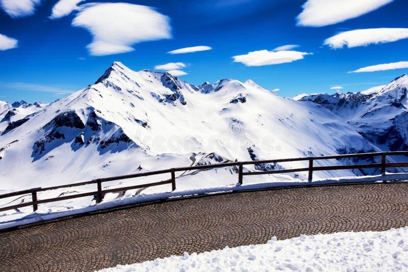 Panorama openlucht stock afbeeldingen