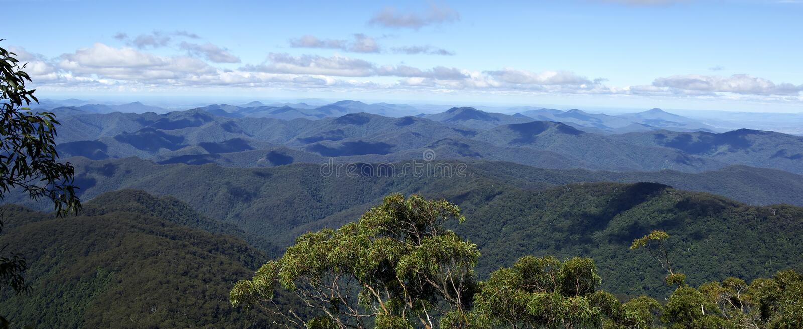 Download Panorama From Point Lookout Stock Photo - Image: 2314900