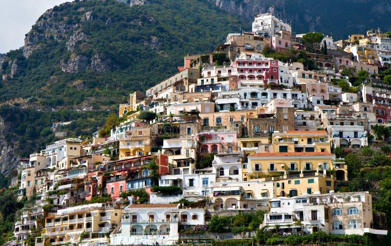 Panorama of Positano, Campania, Italy