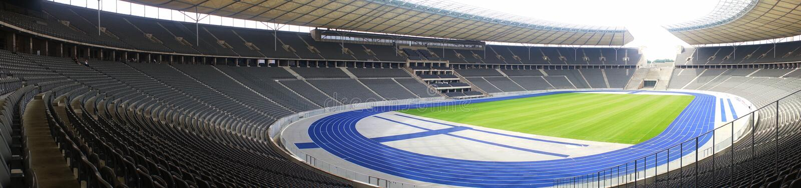 Download Panorama Seats Olympia Stadion Stock Photo - Image: 25773102