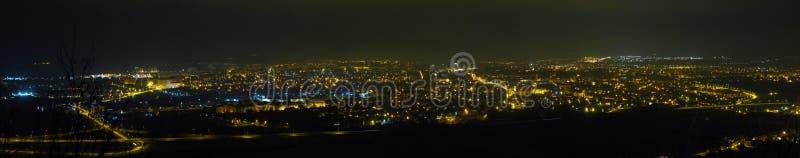 Panorama Sibiu images stock