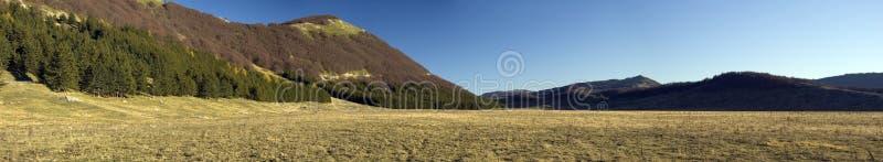 panorama- sikt royaltyfria foton