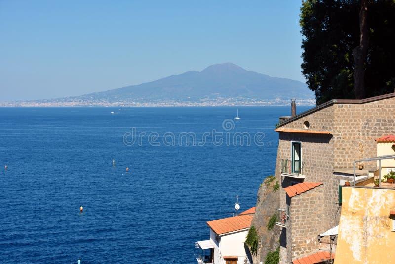 Sorrento napoli Italy royalty free stock photography