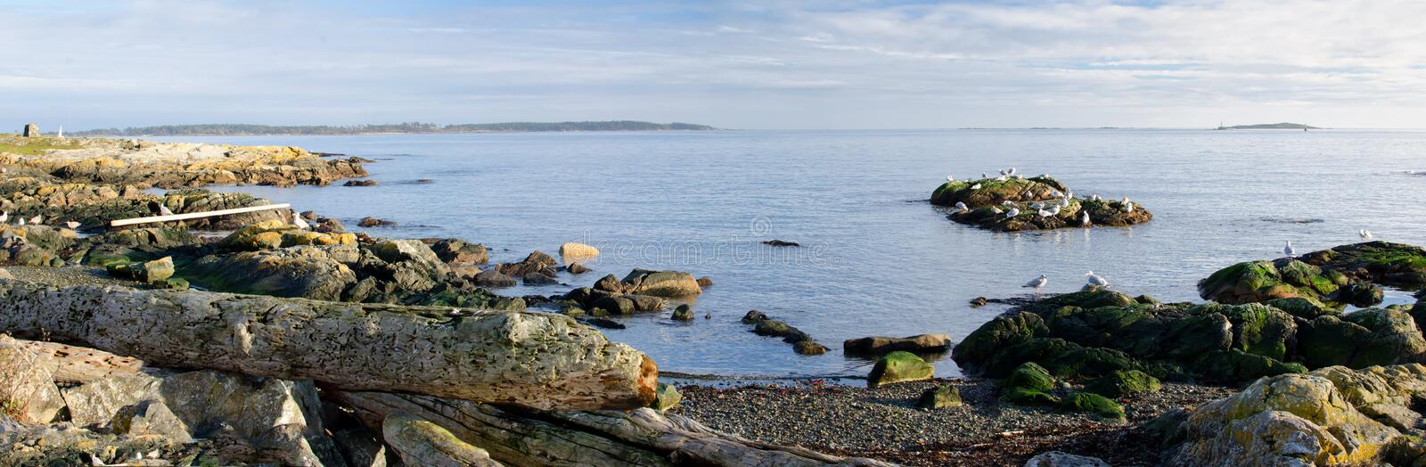 Download Panorama Of Southern Vancouver Island, BC Canada Stock Image - Image: 36923001