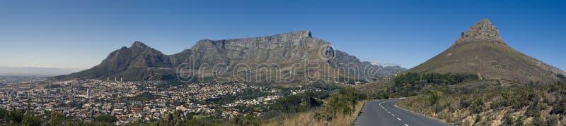 Panorama of Table Mountain