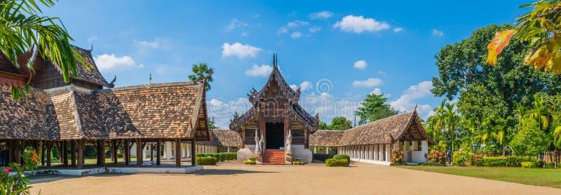 Download Panorama Tiré De Wat Ton Kain, En Chiang Mai Thailand Image stock - Image du fond, ethnicity: 76087307